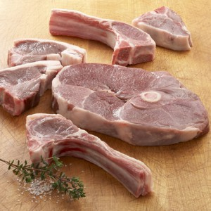 Half Lamb Package A